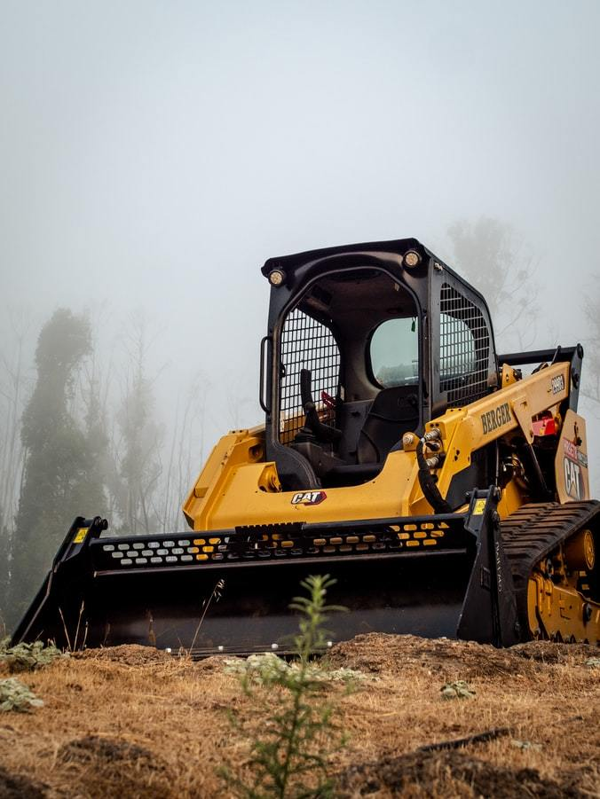 bulldocer in Asheville